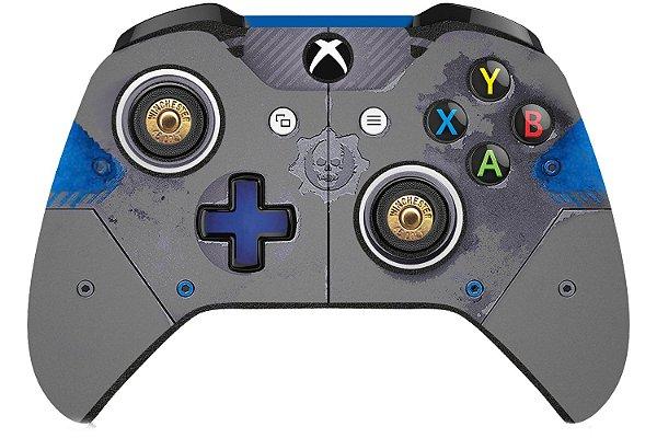 Skin Adesiva Gears Of War 4 para 2x Controles Xbox One