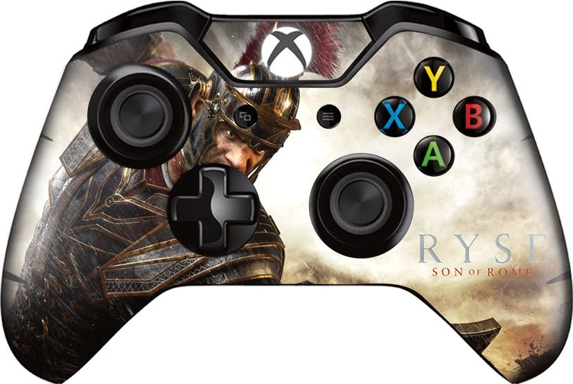 Skin Adesiva Ryse Son of Rome para 2x Controles Xbox One