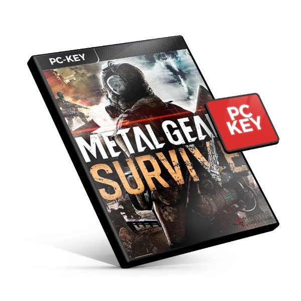 Metal Gear Survive - PC KEY