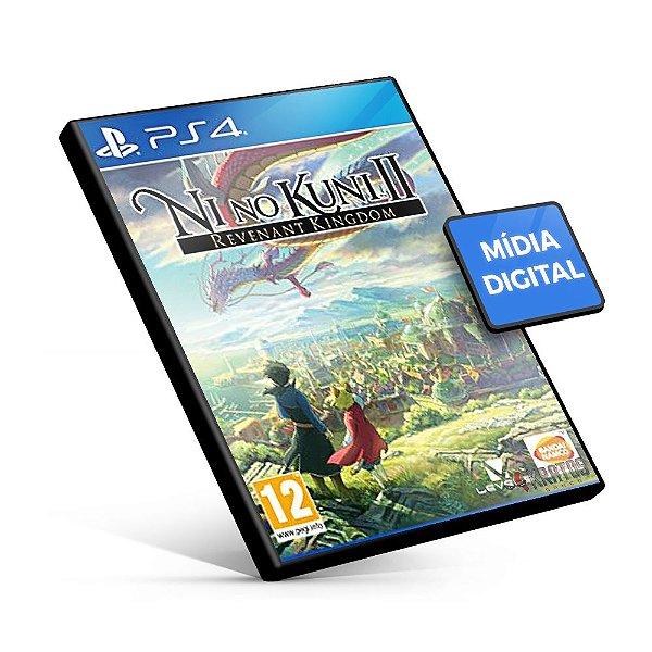 Ni no Kuni II REVENANT KINGDOM - PS4 Mídia Digital