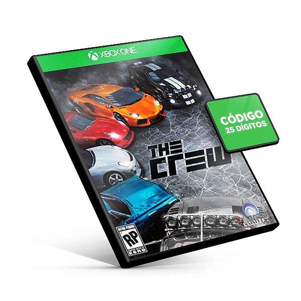 The Crew - Xbox One - Código 25 Dígitos