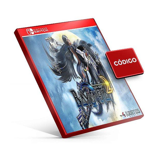 Bayonetta 2 Switch - Nintendo Eshop Europa - Código 16 Dígitos