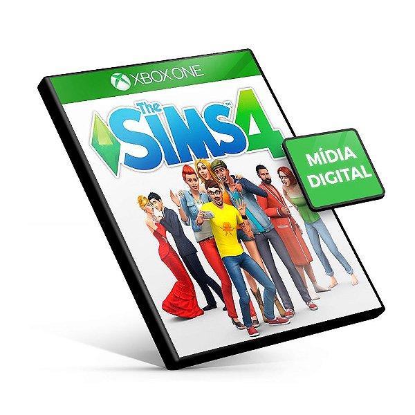 The Sims 4 - Xbox One - Mídia Digital
