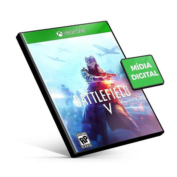 Battlefield V - Xbox One - Mídia Digital