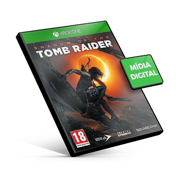 Shadow Of The Tomb Raider - Xbox One - Mídia Digital