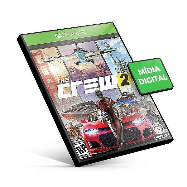 The Crew 2 - Xbox One - Mídia Digital