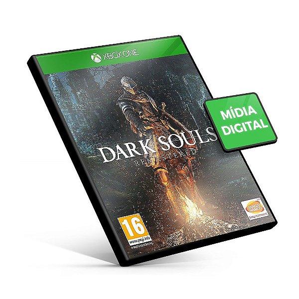 Dark Souls Remastered - Xbox One - Mídia Digital