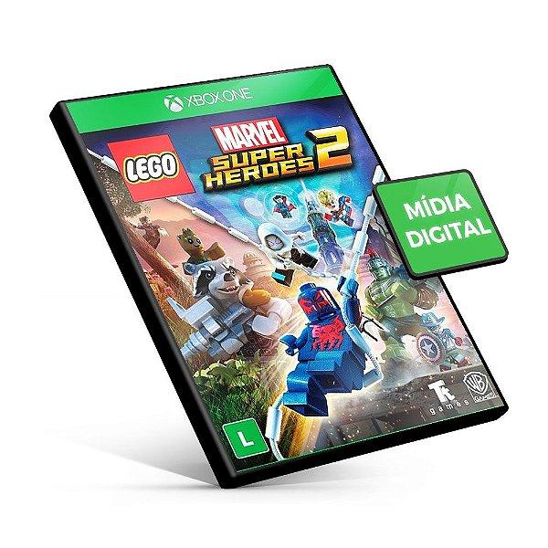 Lego Marvel Super Heroes 2 - Xbox One - Mídia Digital