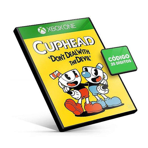 Cuphead - Xbox One - Código 25 Dígitos
