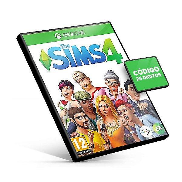 The Sims 4 - Xbox One - Código 25 Dígitos