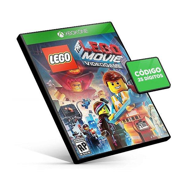 The Lego Movie Videogame - Xbox One - Código 25 Dígitos