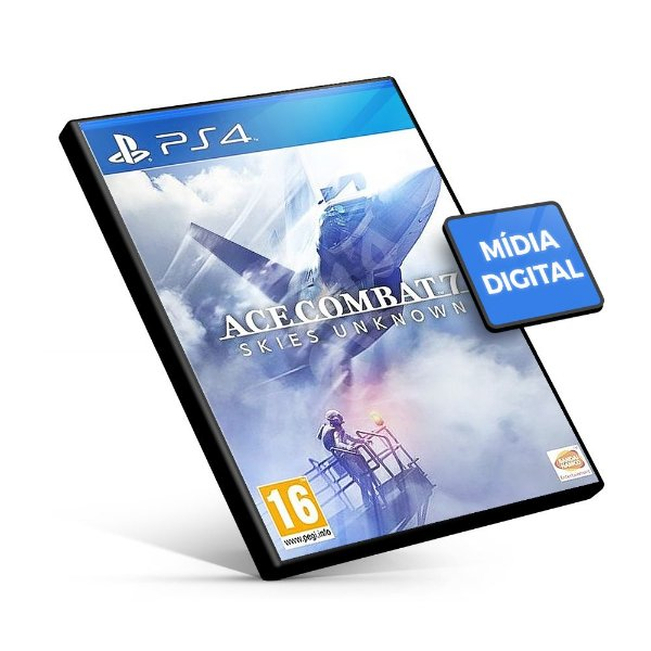 Ace Combat 7 - PS4 MÍDIA DIGITAL