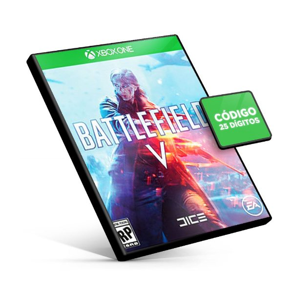 Battlefield V - Xbox One - Código 25 Dígitos