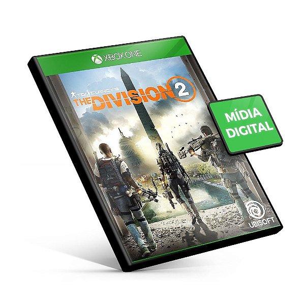 The Division 2 - Xbox One - Mídia Digital