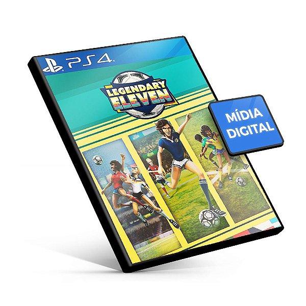 Legendary Eleven - PS4 Mídia Digital