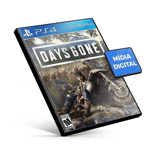 Days Gone - PS4 Mídia Digital