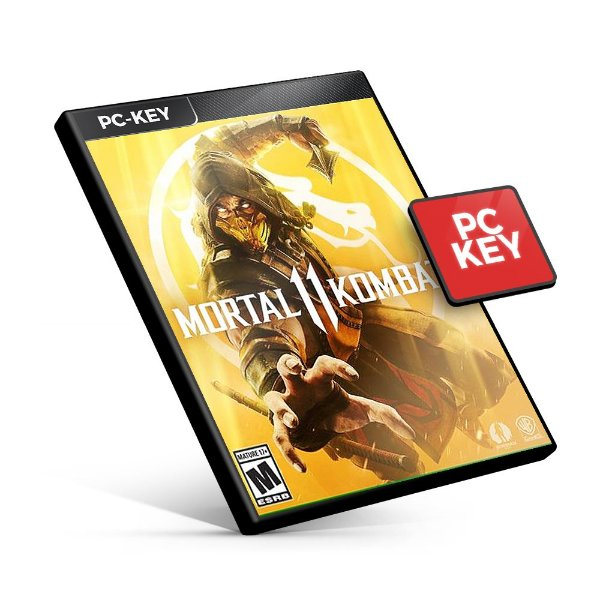 Mortal Kombat 11 - STEAM PC KEY