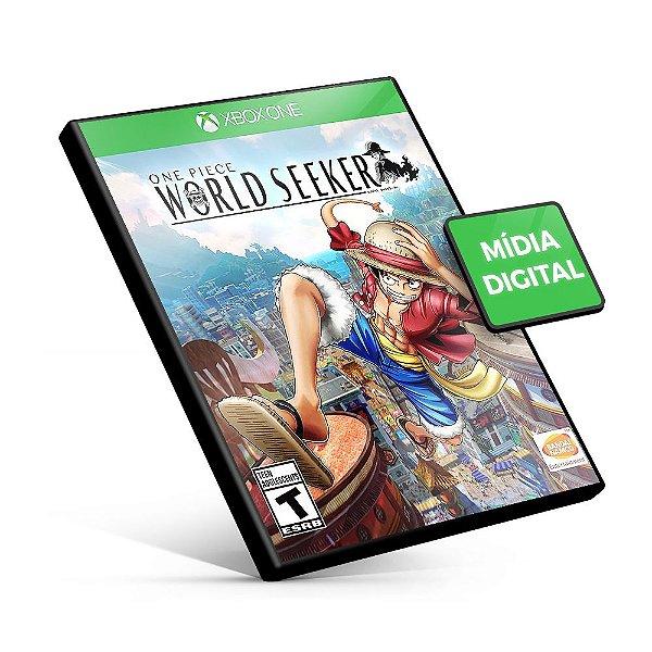 ONE PIECE World Seeker Xbox One Midia Digital