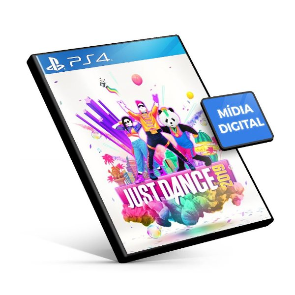 Just Dance 2019 PS4 Mídia Digital
