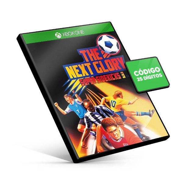 ACA NEOGEO SUPER SIDEKICKS 3 THE NEXT GLORY Xbox One Código 25 Dígitos