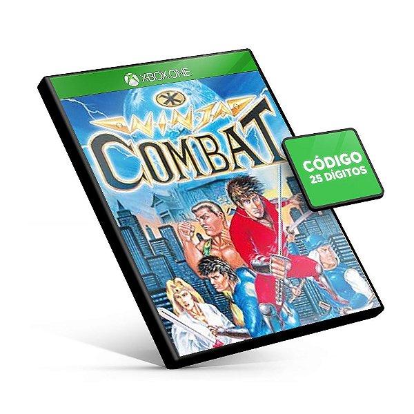ACA NEOGEO NINJA COMBAT Xbox One Código 25 Dígitos