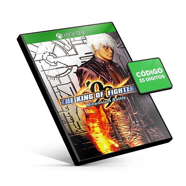 ACA NEOGEO THE KING OF FIGHTERS '99 Xbox One Código 25 Dígitos