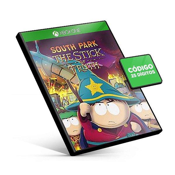 South Park: The Stick of Truth Xbox One Código 25 Dígitos