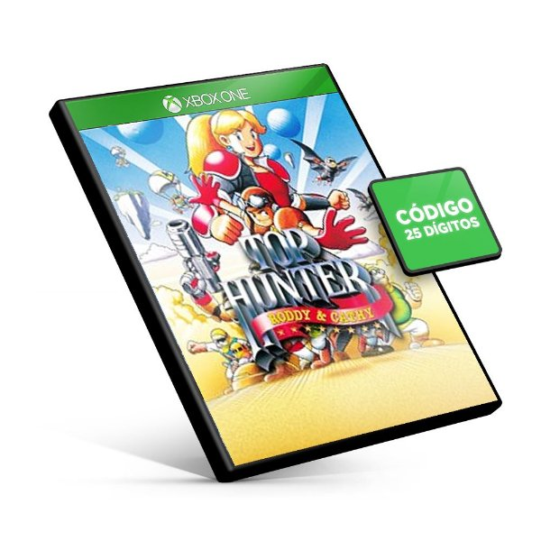 ACA NEOGEO TOP HUNTER RODDY & CATHY Xbox One Código 25 Dígitos