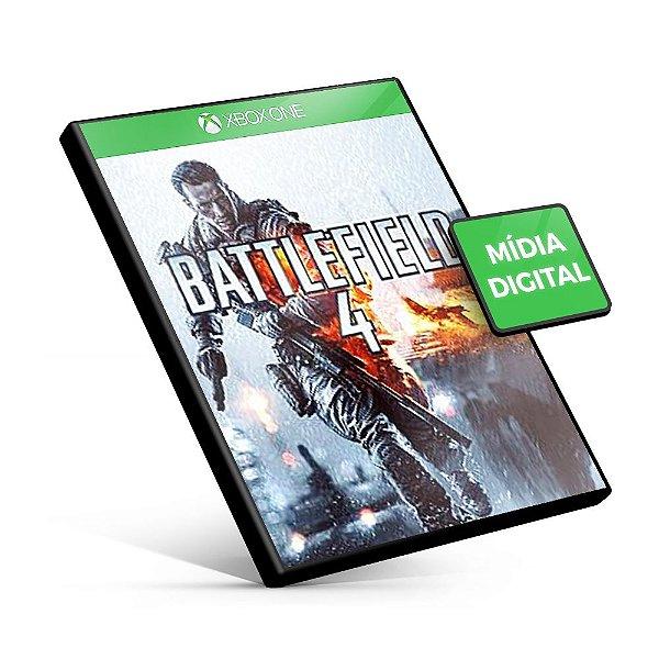 Battlefield 4 Xbox One Mídia Digital