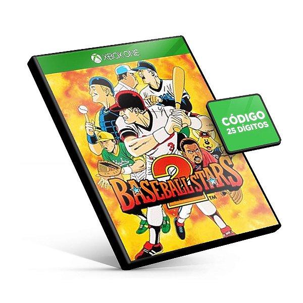 ACA NEOGEO BASEBALL STARS 2 Xbox One Código 25 Dígitos