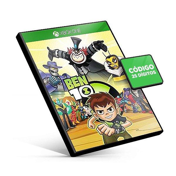 Ben 10 Xbox One Código 25 Dígitos