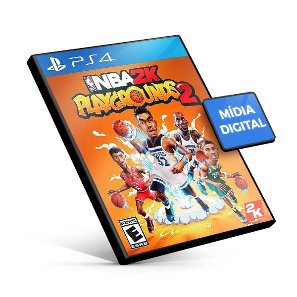 NBA 2K Playgrounds 2 - PS4 Mídia Digital