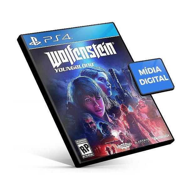 Wolfenstein Youngblood - PS4 Mídia Digital