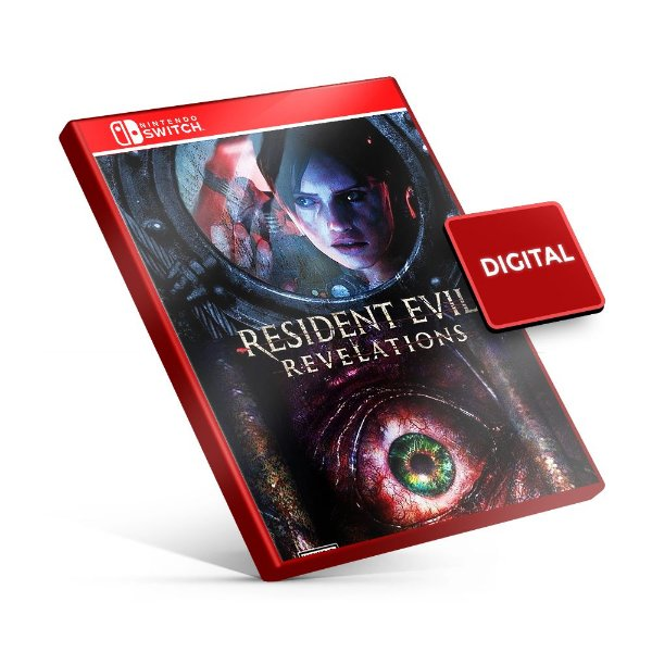 Resident Evil Revelations - Nintendo Switch Mídia Digital