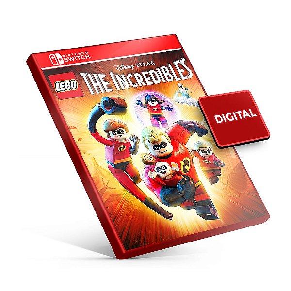 LEGO The Incredibles - Nintendo Switch Mídia Digital