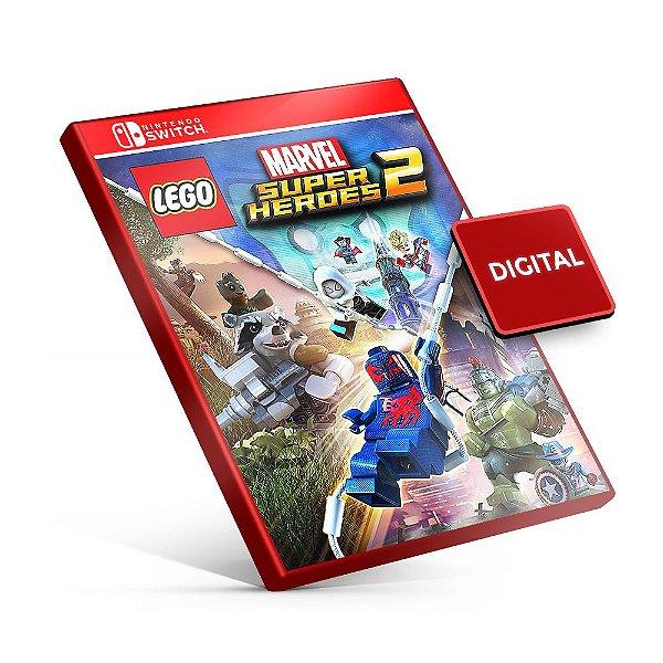 LEGO Marvel Super Heroes 2 - Nintendo Switch Mídia Digital
