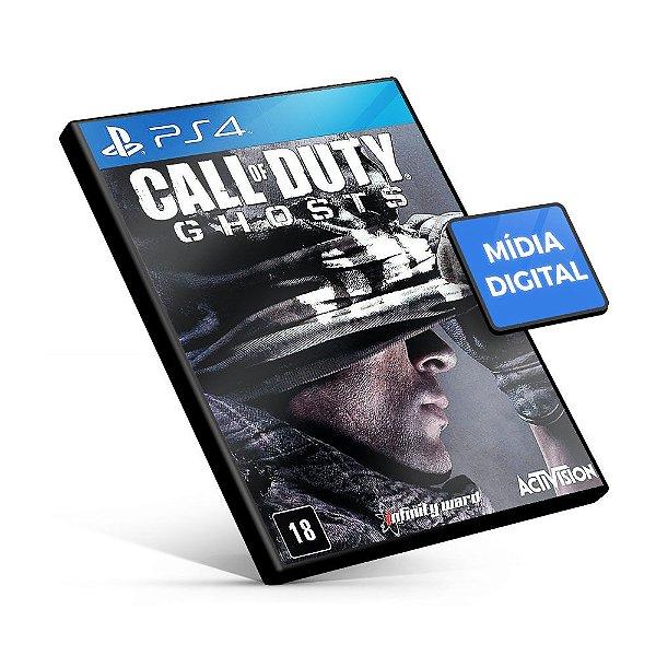 Call of Duty Ghosts - PS4 - Mídia Digital
