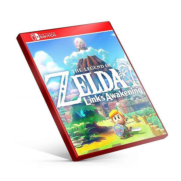 The Legend of Zelda: Link's Awakening - Nintendo Switch Mídia Digital