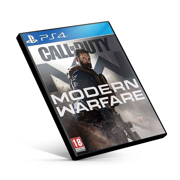Call of Duty Modern Warfare - PS4 Mídia Digital