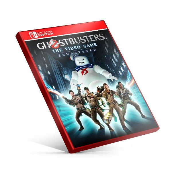 Ghostbusters The Video Game Remastered - Nintendo Switch Mídia Digital