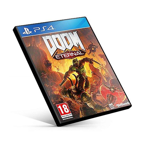 DOOM Eternal - PS4 Mídia Digital