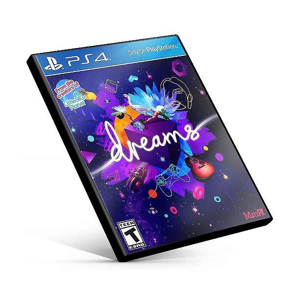 Dreams - PS4 Mídia Digital