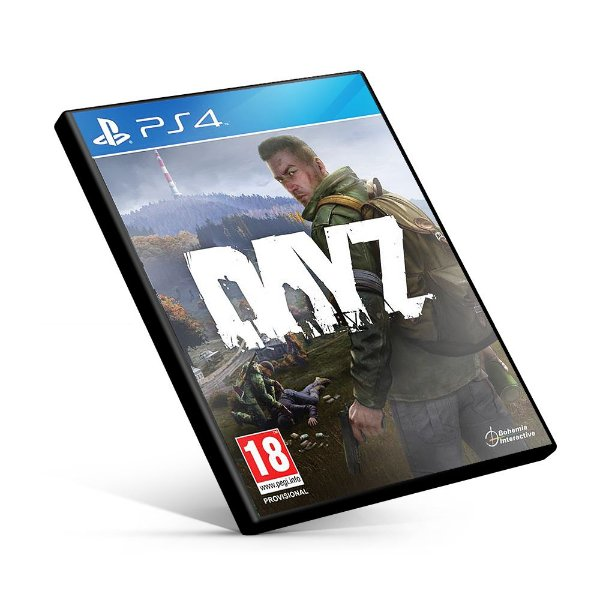 DayZ - PS4 Mídia Digital