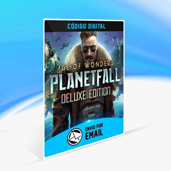 Age of Wonders: Planetfall Deluxe Edition - Xbox One Código 25 Dígitos
