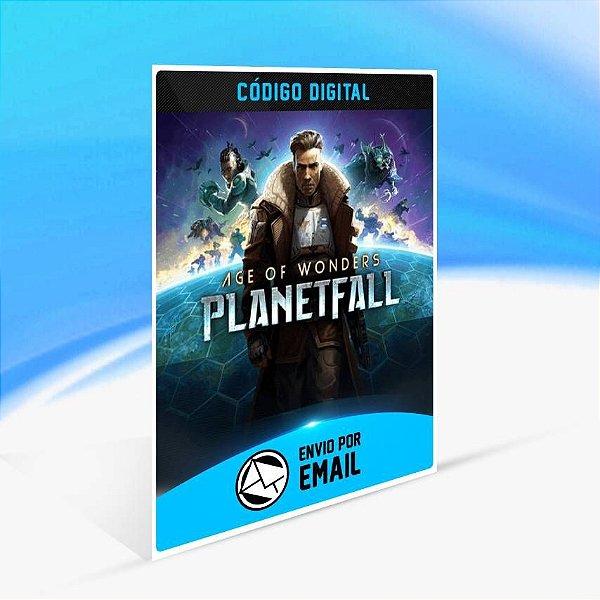 Age of Wonders: Planetfall - Xbox One Código 25 Dígitos