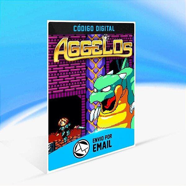 Aggelos - Xbox One Código 25 Dígitos