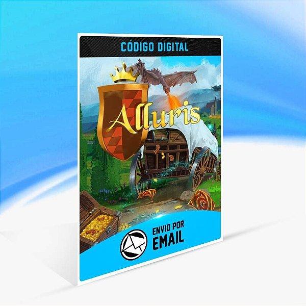Alluris - Xbox One Código 25 Dígitos