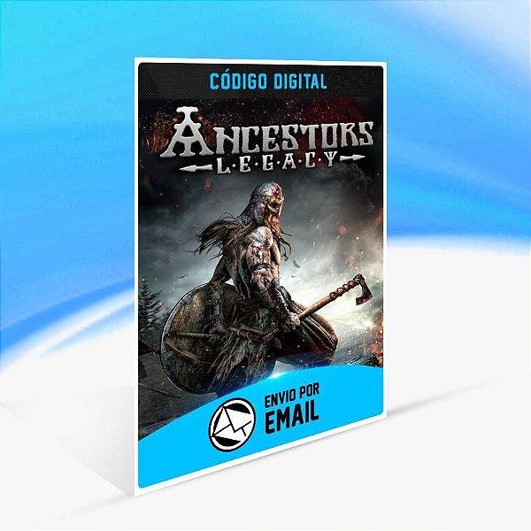 Ancestors Legacy - Xbox One Código 25 Dígitos