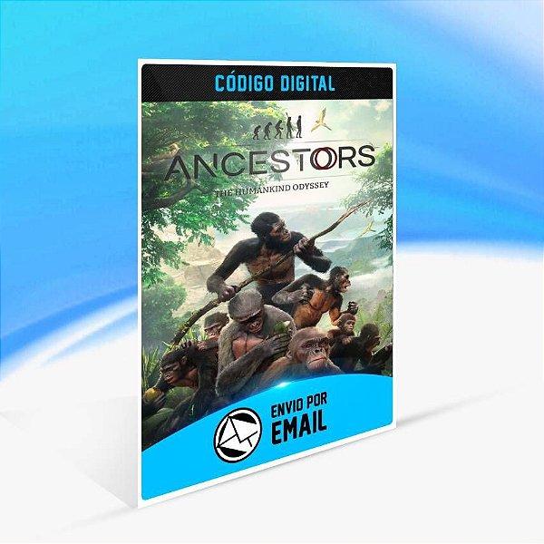 Ancestors: The Humankind Odyssey - Xbox One Código 25 Dígitos