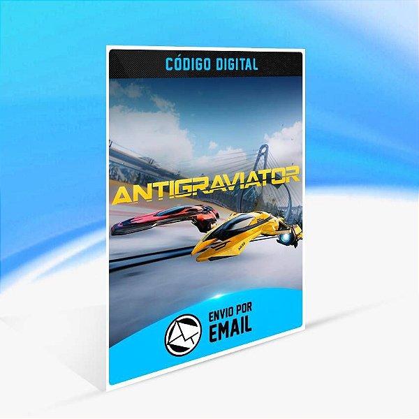 Antigraviator - Xbox One Código 25 Dígitos